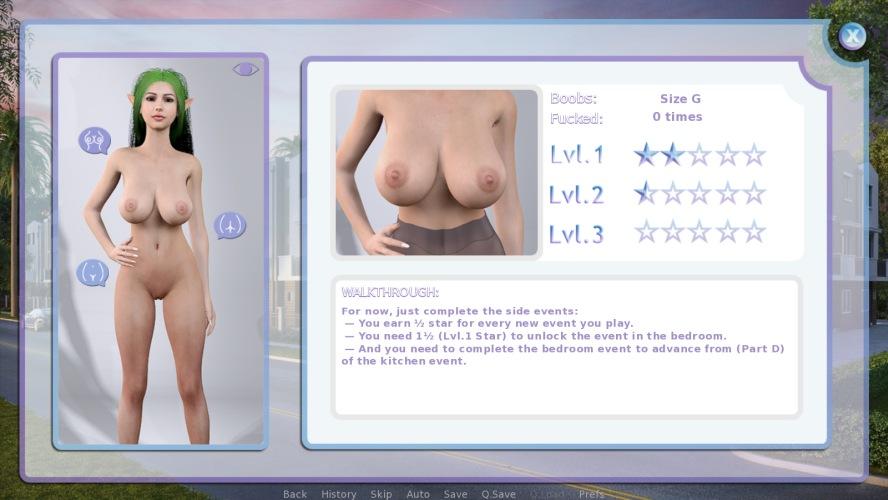 New Eden - 3D Adult Games