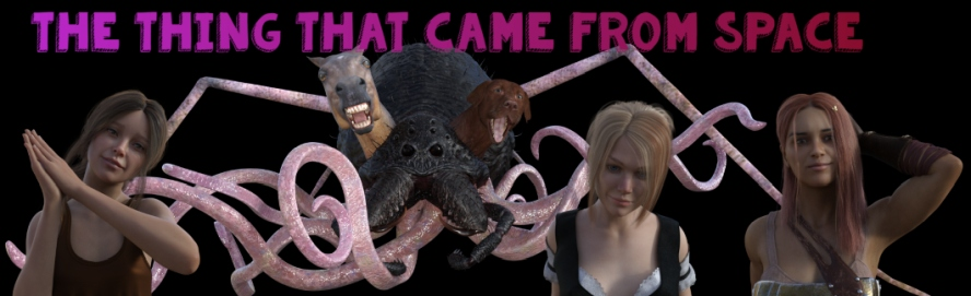 The Thing That Came From Space - 3D Adult Games