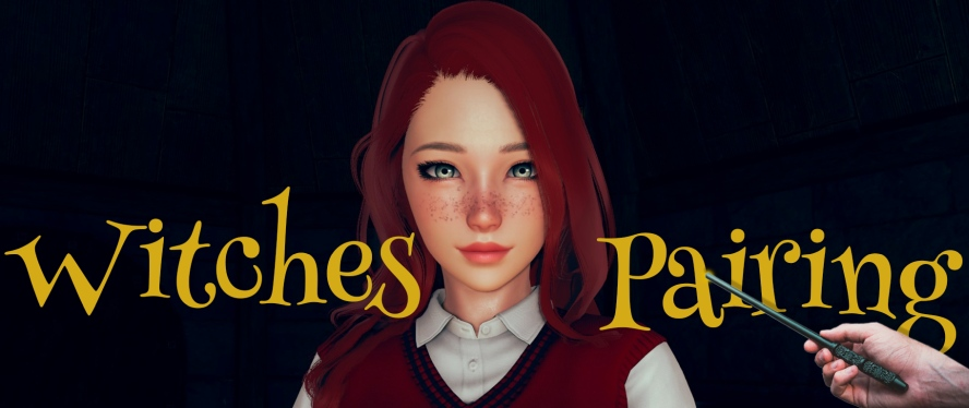 Witches Pairing - 3D Adult Games
