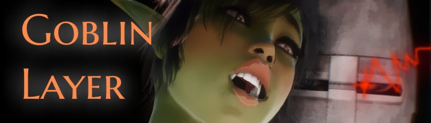 Haen Goblin - Gemau Oedolion 3D