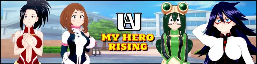 My Hero Rising - 3D Adult Games
