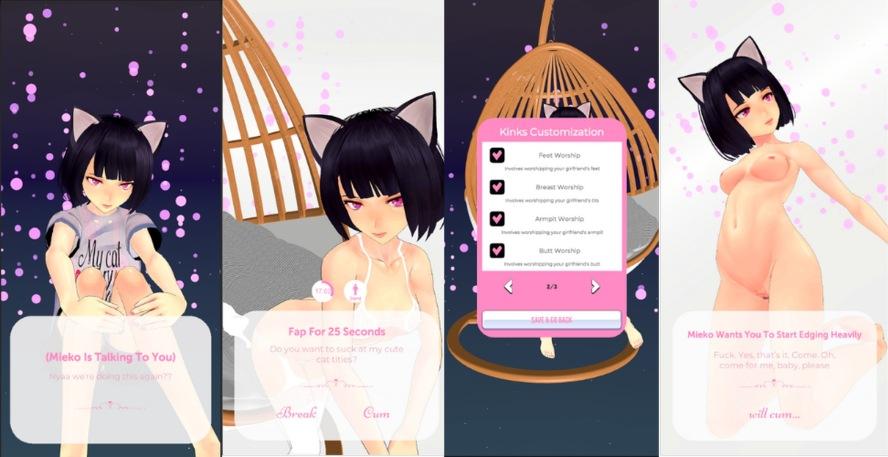 My Rental Girlfriend - 3D Adult Games