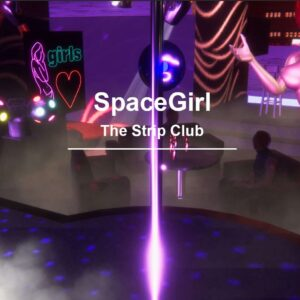 SpaceGirl Retro - Strip Club