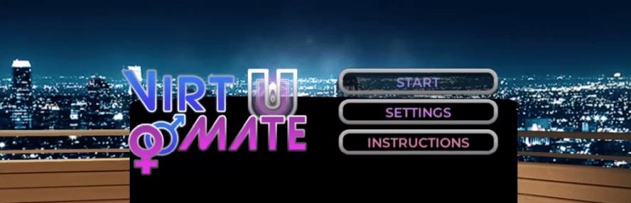 Virt-U-Mate - 3D Adult Games