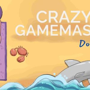 Crazy GameMaster Delfinen