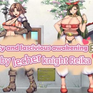 Prljavi i lascivni RPG za buđenje viteza Reike