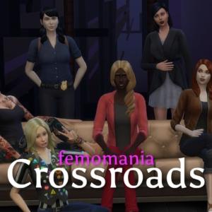 FEMDOMANIA Crossroads