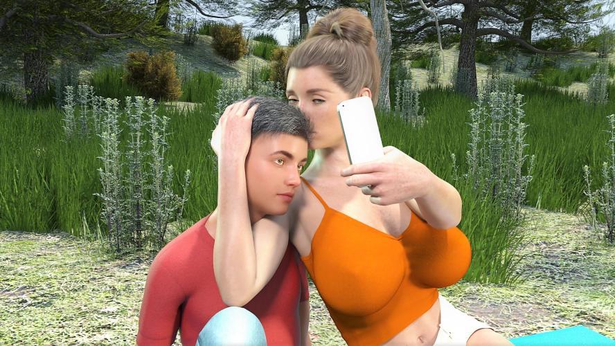 Dianc QPrey o Lake Thing - Gemau Oedolion 3D