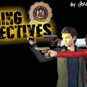 Detektif Berani - Kehidupan baru
