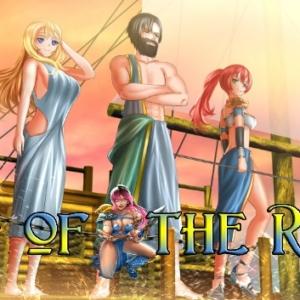 King of the Raft - Et LitRPG Visual Novel Apocalypse Adventure