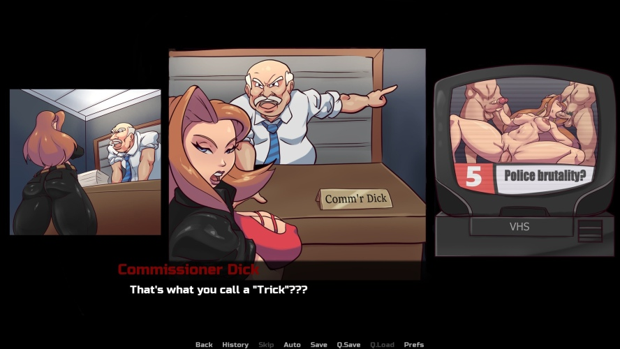 Neon Moon - XNUMXD Adult Games